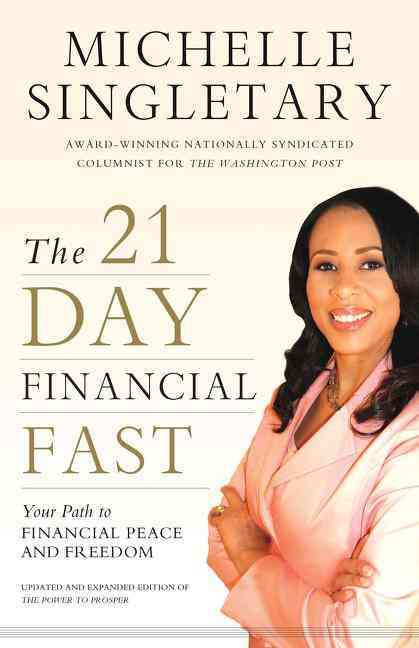 The 21-Day Financial Fast By Zondervan Publishing House (COR)